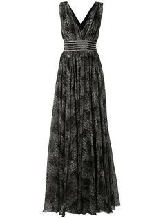вечернее платье Viel  Philipp Plein