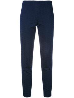 брюки с узором Guia Pt01