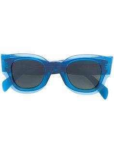солнцезащитные очки в толстой оправе Céline Eyewear