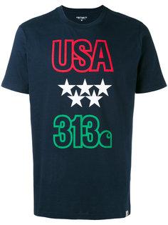 футболка USA 313  Carhartt