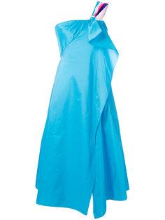 расклешенное платье Peter Pilotto