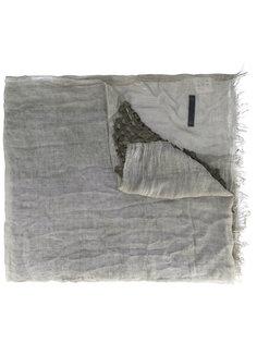 шарф с ажурной отделкой Cutuli Cult