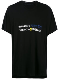 футболка Humanism  Julius