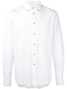 рубашка классического кроя Bassike