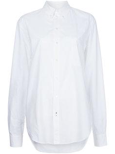 свободная классическая рубашка  Bassike