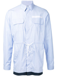 полосатая куртка Casely-Hayford