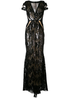 вечернее платье North Way Talbot Runhof