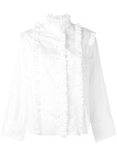 классическая рубашка Marquesalmeida