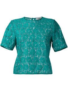 вышитая футболка Sonia By Sonia Rykiel