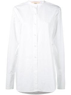 рубашка с узким воротником-стойкой Ports 1961
