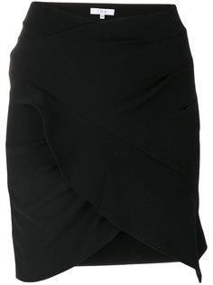 короткая юбка с запахом Iro