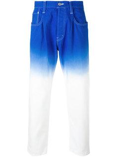 джинсы с градиентным эффектом Ganryu Comme Des Garcons