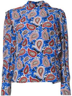 блузка с принтом пейсли Dodo Bar Or