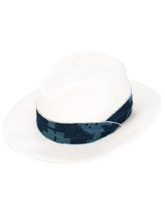 шляпа с контрастной лентой Rag & Bone