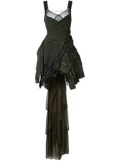 многослойное платье  A.F.Vandevorst