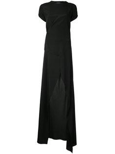 длинное платье  A.F.Vandevorst