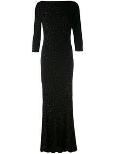 вечернее платье Foppish Talbot Runhof
