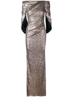 вечернее платье Konica Talbot Runhof