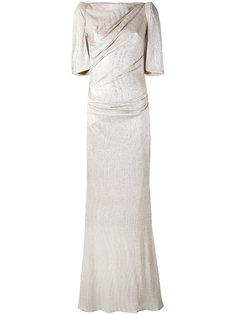 вечернее платье Lobata Talbot Runhof