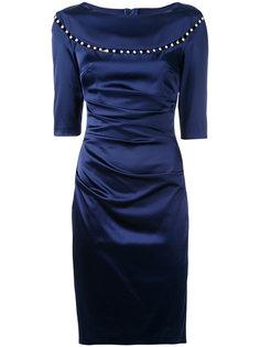 платье Morena Talbot Runhof