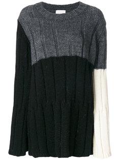 свитер дизайна колор-блок Lost & Found Rooms
