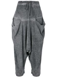 повседневные брюки с карманами Lost & Found Rooms