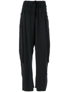широкие брюки с завязками Lost & Found Rooms