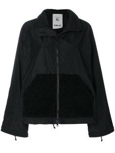 куртка свободного кроя с завязками на рукавах Lost & Found Rooms