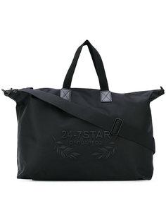 дорожная сумка с тиснением логотипа Dsquared2