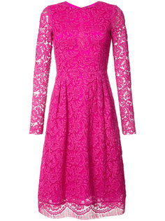 кружевное платье  Adam Lippes