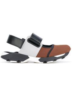 технические кроссовки Marni