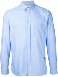 рубашка на пуговицах Kent & Curwen