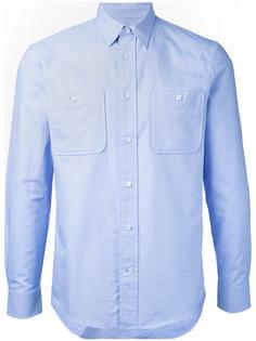 рубашка с нагрудными карманами Kent & Curwen