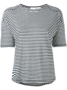 полосатая футболка Valley Rag & Bone /Jean