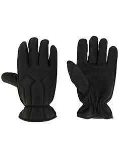 перчатки из кожи Dsquared2
