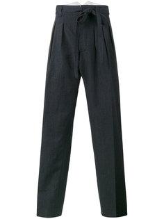 широкие брюки Visvim