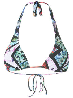 printed bikini top Lygia & Nanny