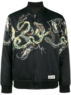 куртка-бомбер Cobra souvenir Wacko Maria
