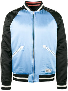 двухсторонняя куртка-бомбер   Wacko Maria