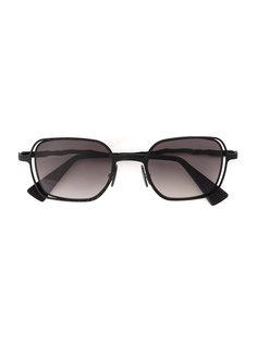солнцезащитные очки в квадратной оправе Kuboraum