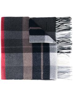 шарф с принтом тартан  Dsquared2