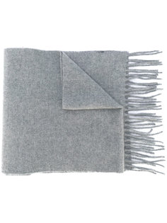 шарф с вышитым крестиком лосем  Dsquared2