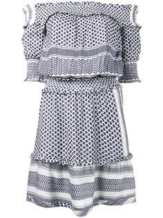 платье с открытыми плечами Keffiyeh  Cecilie Copenhagen