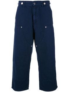 укороченные брюки Carlini Paura