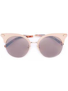 солнцезащитные очки в оправе кошачий глаз Boucheron