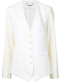 пиджак с застежкой на пуговицы Chloé