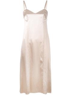 платье на тонких лямках Calvin Klein