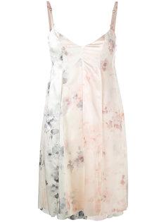 мини-платье с рисунком Lucinda Calvin Klein