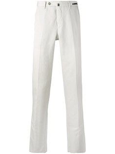 узкие брюки Pt01