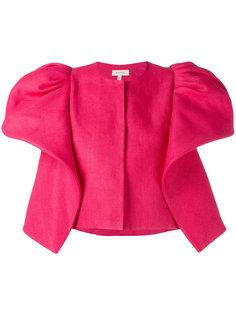 пиджак со структурированными плечами Delpozo